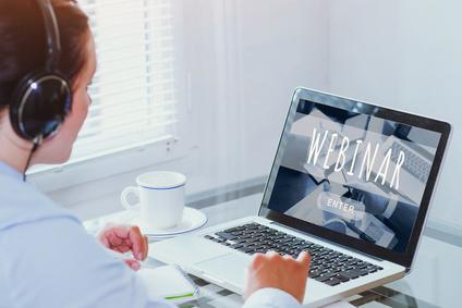 שירותי וובינר וכנסים אינטרנטיים עם בלה עברון